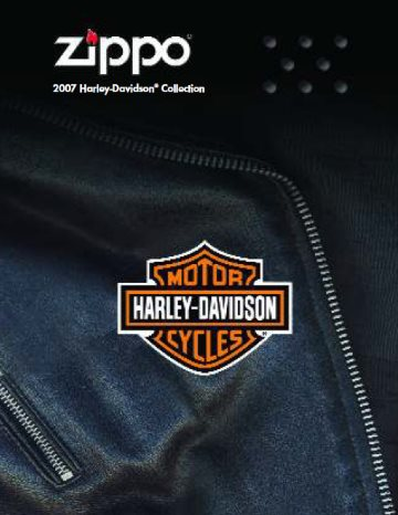 Harley-Davidson Collection 2007