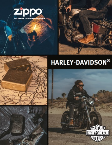 Harley-Davidson Collection 2016