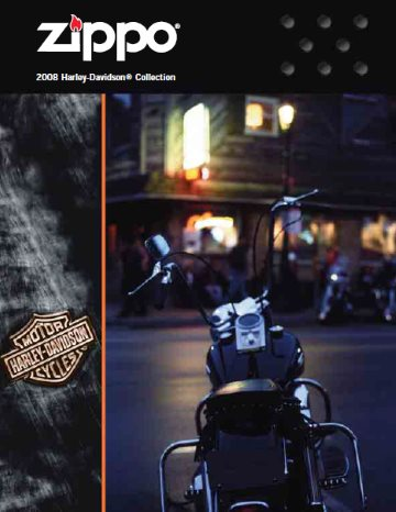Harley-Davidson Collection 2008