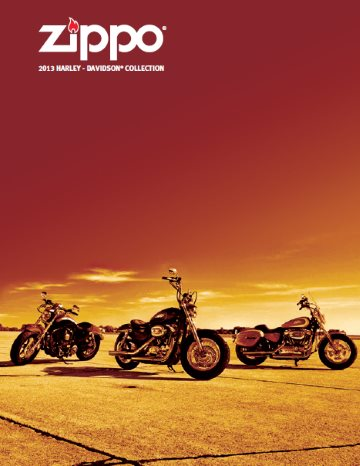 Harley-Davidson Collection 2013