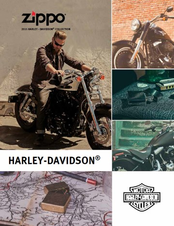 Harley-Davidson Collection 2015