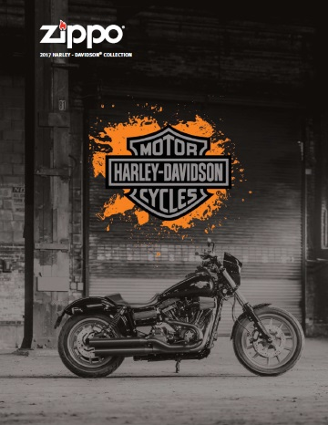 Harley-Davidson Collection 2017